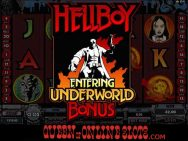Hellboy Slots Underworld Bonus