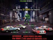 Incredible Hulk Slots Bonus Round