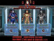 Iron Man 3 Slots Hall of Armor
