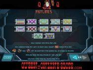 Iron Man 3 Slots Paylines