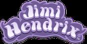 Jimi Hendrix Slots Large Logo