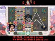 Jimi Hendrix Slots Reels