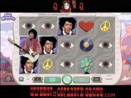 Jimi Hendrix Slots Animated Symbol
