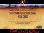 John Wayne Slots Paylines