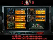 Jurassic Park Slots Paytable 2