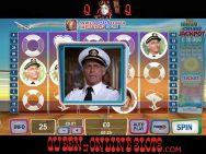 Love Boat Slots Captain Stubing