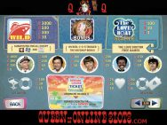 Love Boat Slots Pay Table
