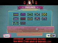 Love Boat Slots Paylines