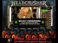 Megadeth Slots Headcrusher Bonus