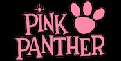 Pink Panther Slots Large Logo