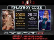 Playboy Slots Club Ashley and Jillian