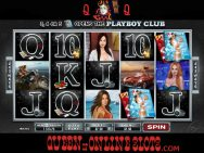 Playboy Slots Club Reels