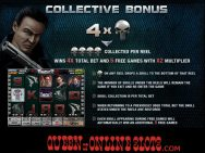 Punisher Slots Collective Bonus