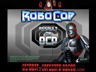 RoboCop Slots Intro