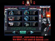 RoboCop Slots Pay Table