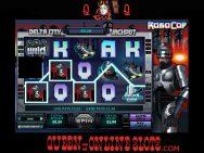 RoboCop Slots Reels