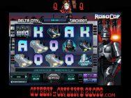 RoboCop Slots Reels 3