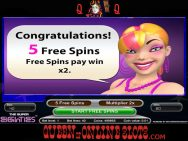 Super Eighties Slots Free Spins