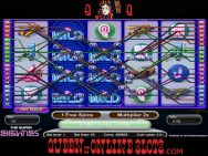 Super Eighties Slots Reels 3