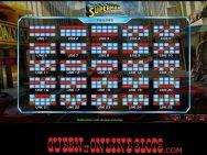 Superman Slots Paylines