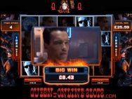 Terminator 2 Slots Big Win