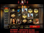 The Mummy Slots Reels