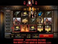 The Mummy Slots Reels 2