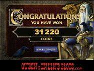 Thunderstruck 2 Slots Big Bonus Win