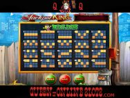Top Cat Slots Paylines