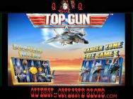 Top Gun Slots Game Features