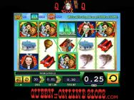 Wizard of Oz Slots Reels