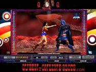 Wonder Woman Slots Bonus Round