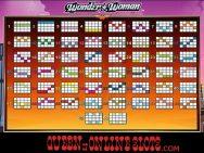 Wonder Woman Slots Paylines