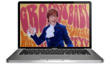 Austin Powers Slots Main Image
