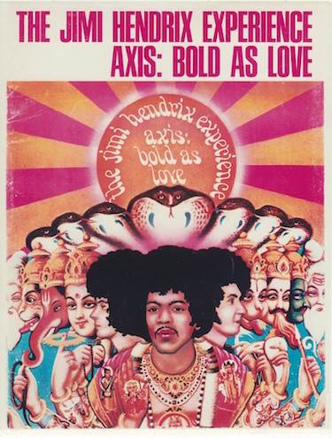 Axis: Bold as Love Poster