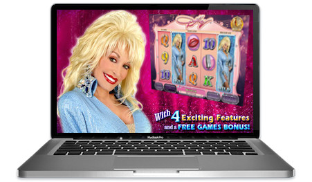 Dolly Parton Slots Main Image
