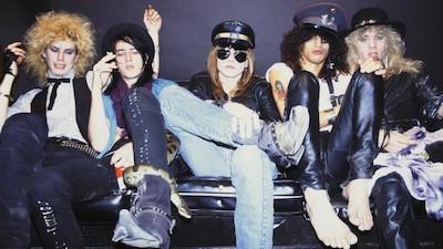 Guns N Roses 80s