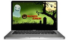 Halloween Horrors Slots Main Image