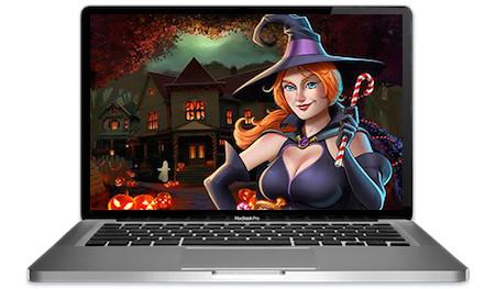 Happy Halloween Slots Main Image