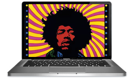 Jimi Hendrix Slots Main Image