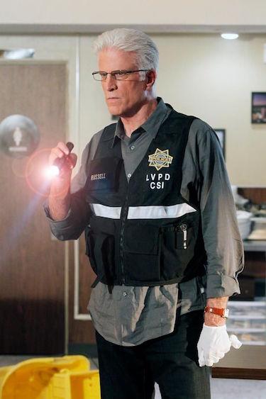 Ted Danson CSI
