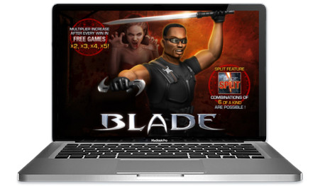Blade Slots Main Image
