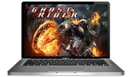 Ghost Rider Slots Main Image