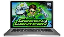 Green Lantern Slots Main Image