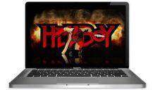 Hellboy Slots Main Image
