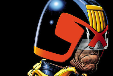 Judge Dredd Head