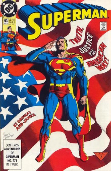 Superman Cover 475