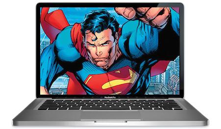 Superman Slots Main Image