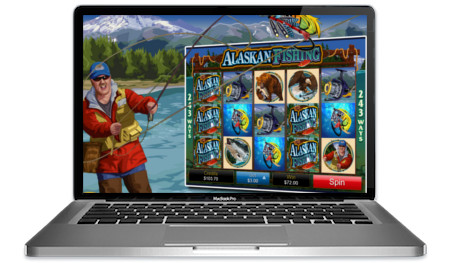 Alaskan Fishing Slots Main Image