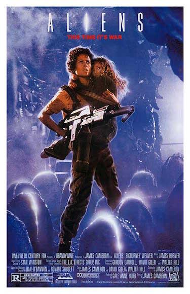 Aliens Original Poster